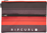 Rip Curl X Large Pencil Case Red