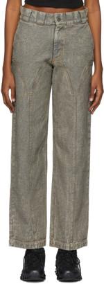 BARRAGÁN Black Liguero Jeans