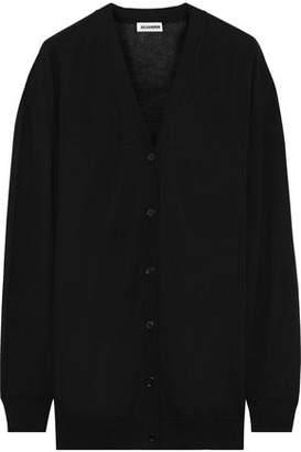 Jil Sander Cashmere And Silk-blend Cardigan