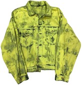 Versace Yellow Denim - Jeans Jackets