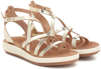 Ancient Greek Sandals Delia Comfort leather sandals