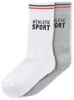 La Redoute Collections Pack of 2 Pairs of Sports Socks