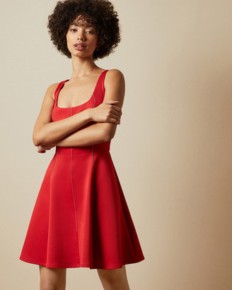 Ted Baker LOHANNA Sleeveless skater dress