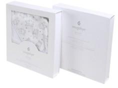 Gertex Snugabye Dream Baby Boys Towel and Washcloth Boxed Giftset