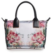 Ted Baker Small Painted Posie Tote - Pink