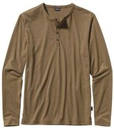 Patagonia Men's Long-Sleeved Daily Henley