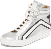 Belstaff High Top Sneakers