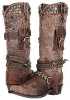 Double D Ranchwear by Old Gringo Frontier Trapper Women's Boots