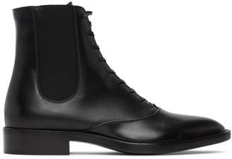 Gianvito Rossi Black Dresda 20 Boots