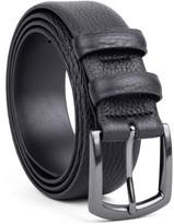Handmade Leather Belt Black Laurent