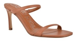 Calvin Klein Women's Halena Open Toe Sandals Women's Shoes