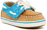 Sperry Intrepid Crib Jr. Boat Shoe (Baby)