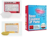 Martinni Beauty Masks 24K Gold & Rose Luxury Collagen Lip Rejuvenation Set