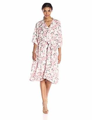 Somedays Lovin Women's Bridget Printed Kimono Dress