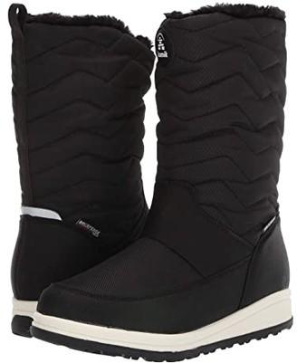 Kamik Chrissy Zip (Black) Women's Boots