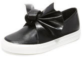 Cédric Charlier Faux Leather Sneakers