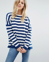 Tommy Hilfiger Stripe Knit Sweater