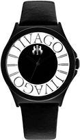 Jivago Womens Black Strap Watch-Jv8432