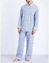 Derek Rose Dixie Cotton Pyjama Set