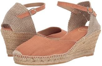 Toni Pons Caldes (Rust/Teula) Women's Shoes