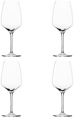 Royal Doulton Sommelier Bordeaux Wine Glasse Set of 4