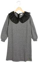 Little Marc Jacobs Girls' Striped Sweater Dress