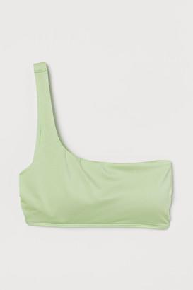 H&M One-shoulder Bikini Top