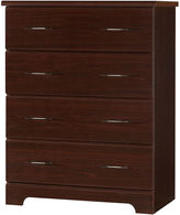 Stork Craft STORKCRAFT Storkcraft Brookside 4-Drawer Nursery Dresser - Espresso