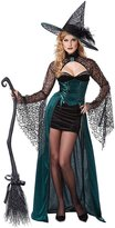 California Costumes Women's Enchantress Sexy Witch Long Dress Costume