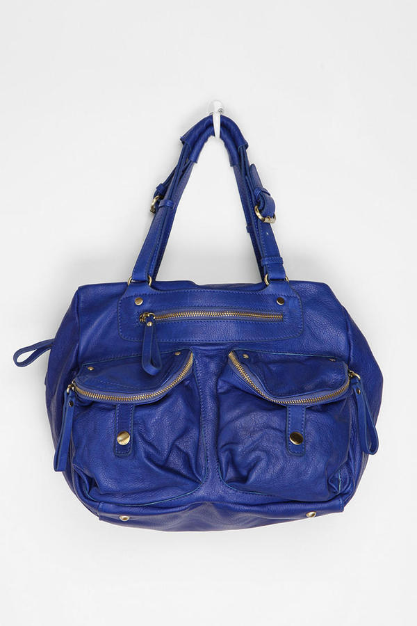 Urban Outfitters Sabina Two-Pocket Satchel