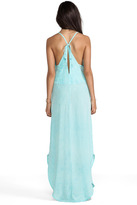 Gypsy 05 Soka Geo Cutout GGT V-Bottom Cami Maxi Dress