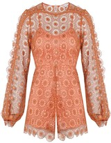 Alice McCall Send My Love Playsuit Amber