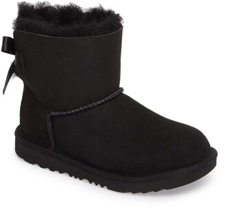 UGG Mini Bailey Bow II Water Resistant Bootie