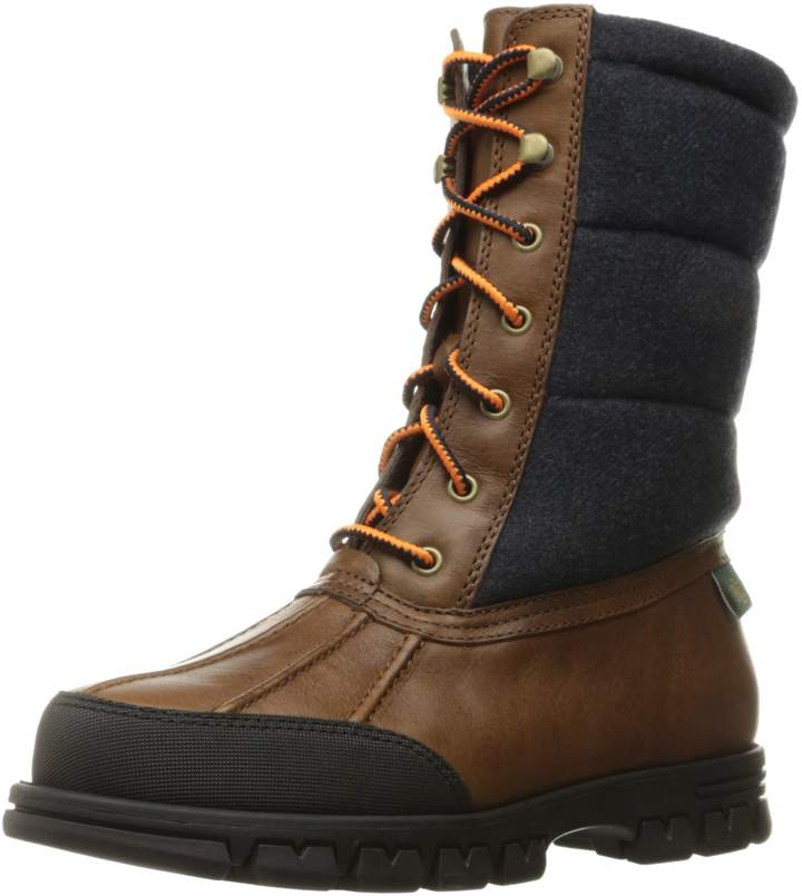 Lauren Ralph Lauren Lauren by Ralph Lauren Women's Quinlyn Snow Boot