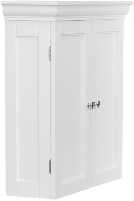 Elegant Home Fashions Broadway Two Door Wall Cabinet