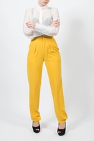 MODChic Couture Hot Mustard Pants
