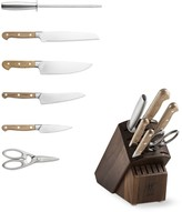 Williams-Sonoma Williams Sonoma Zwilling Pro Holm Oak 7-Piece Knife Block Set, Walnut