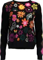 Blugirl Argyle Printed Pullover