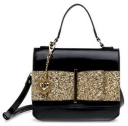 Betsey Johnson Oh-My-Bow Crossbody Bag