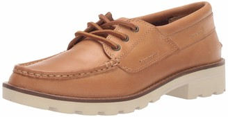 Sperry Womens A/O Lug Boat Leather Boat Shoe