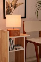 Urban Outfitters Tristin Wood Table Lamp