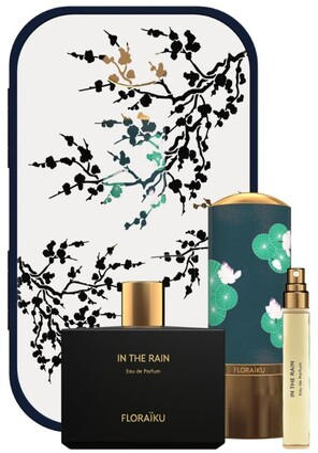 FLORAIKU In The Rain Set Eau de Parfum (50ml, 10ml)