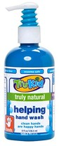 TruKid Truly Natural Helping Hand Wash - 8oz