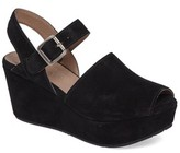 Chocolat Blu Women's Wagga Platform Wedge Sandal