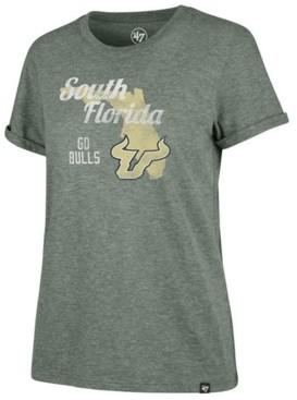 '47 Women's South Florida Bulls Regional Match Triblend T-Shirt