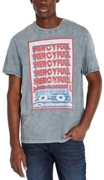 Buffalo David Bitton Men's Tirun Graphic Print T-Shirt