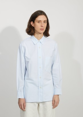 Mhl By Margaret Howell Basic Cotton Shirt