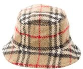 Burberry Nova Check Bucket Hat