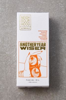 Neighbourhood Botanicals Another Year Wiser Facial Oil - Assorted ALL at Urban Outfitters