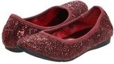 Cole Haan Air Tali Elastic (Little Kid/Big Kid) (Burgundy) - Footwear